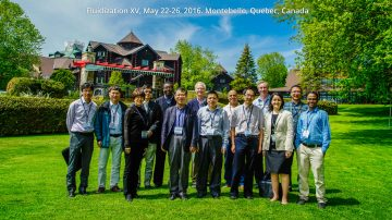 Fluidization XV Conference Successfully Held in Quebec, Canada