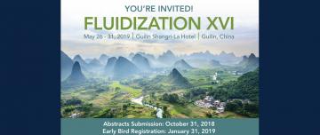 Fluidization XVI